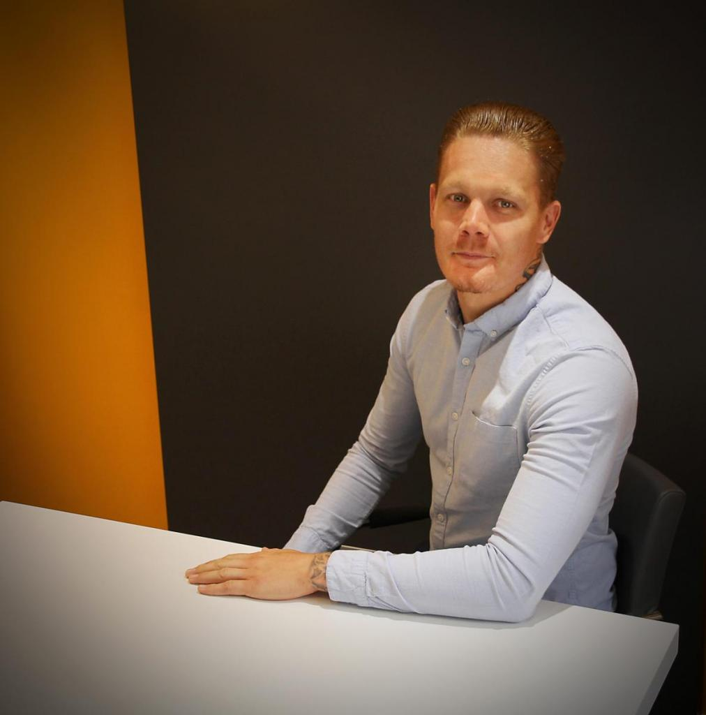 Jordan Bell - Sales & Contracts Executive