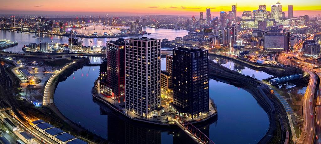 London City Island - Phase one