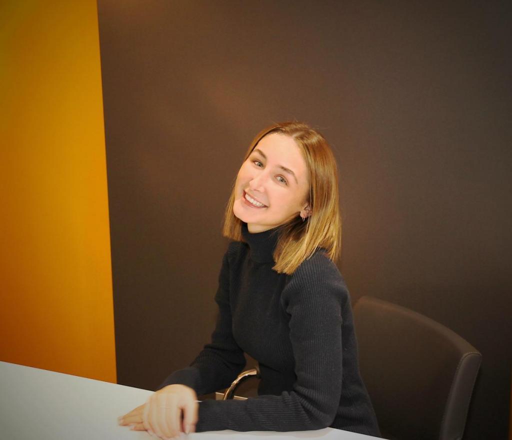 Lucy Kemp - Accounts Administrator