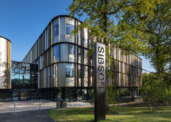 University of Kent - Sibson Building